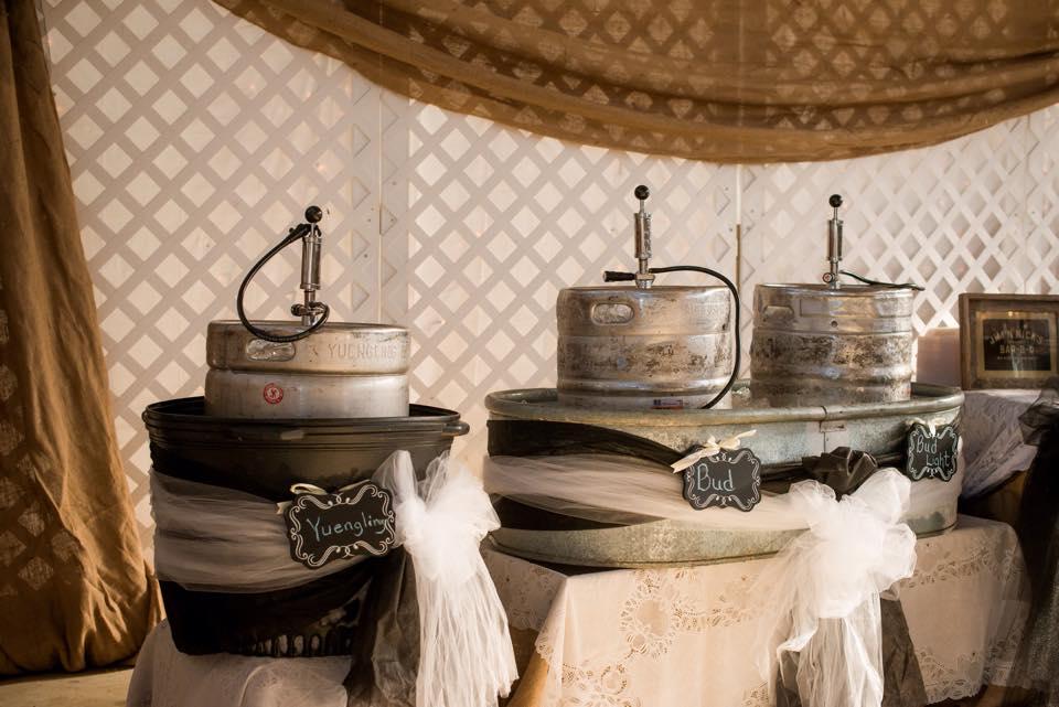 Alabama Farm Wedding Catering